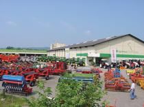 Trgovačka stranica Lagerhaus Technik-Center GmbH & Co KG company