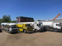 Trgovačka stranica Baltic Special Machinery Export