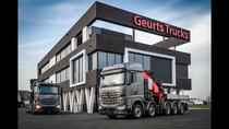 Trgovačka stranica Geurts Trucks B.V.