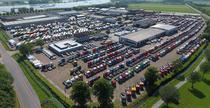 Trgovačka stranica Kleyn Trucks