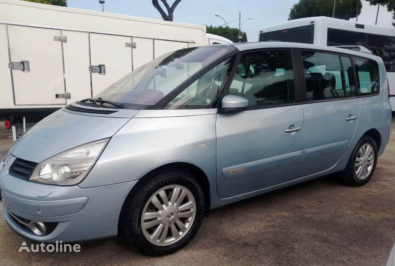 RENAULT Grand Espace 3.0 V6 24V dCi 20th Limited 2007 minivan