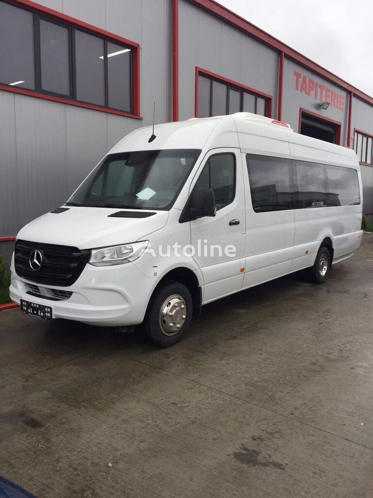 novi MERCEDES-BENZ Sprinter IDILIS 516,  22+1+1  *COC* 5500 kg*  prolonged with 50c putnički minibus