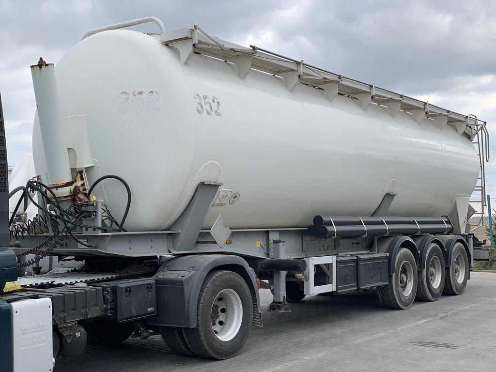 FELDBINDER KIP 52.3 cisterna silos
