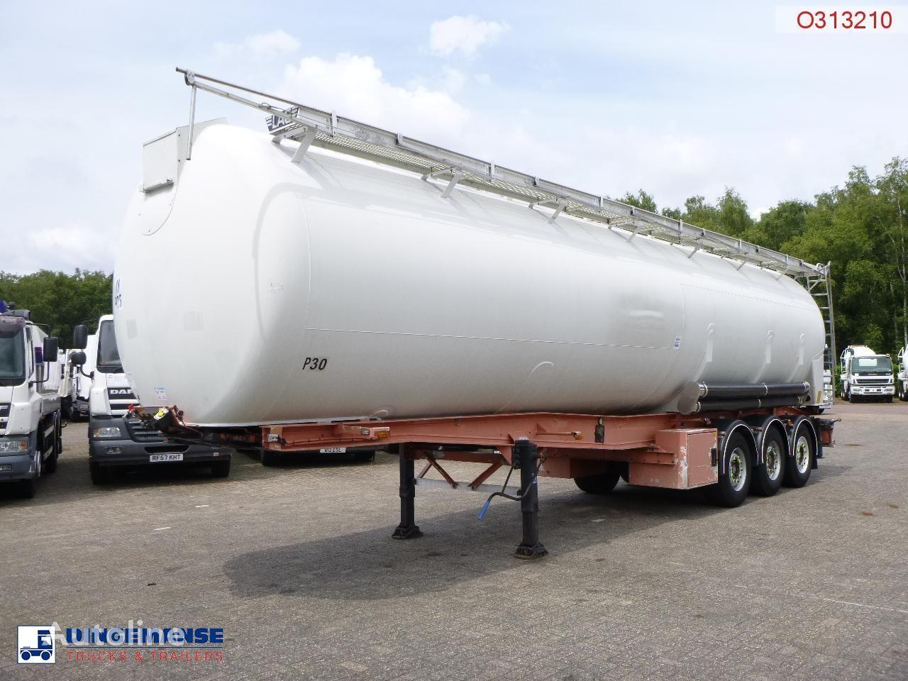LAG Powder tank alu 60.5 m3 (tipping) cisterna silos