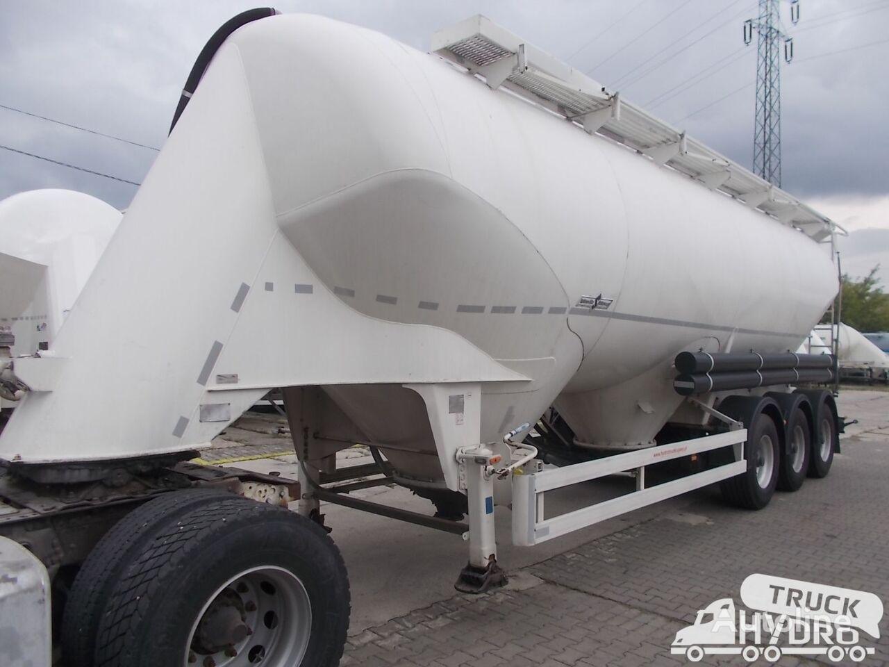 SPITZER SF 2748/3P - WAŻNE DOZORY DO 2020 ROKU!! cisterna silos