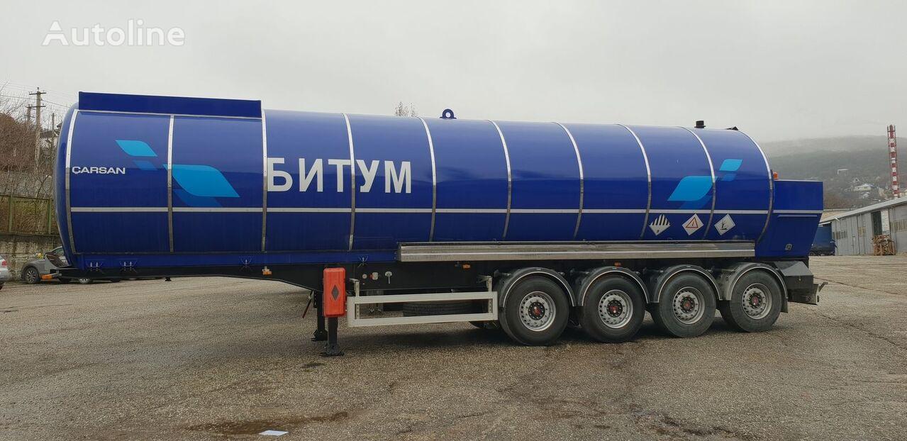 nova CARSAN CTS21 cisterna za bitumen