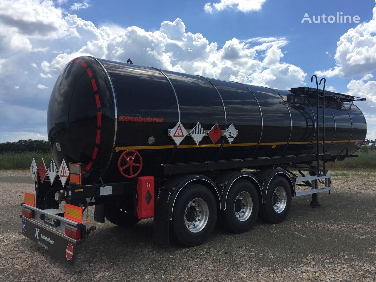 nova KASSBOHRER K. STS.SS 32/ 1-10/24 cisterna za bitumen