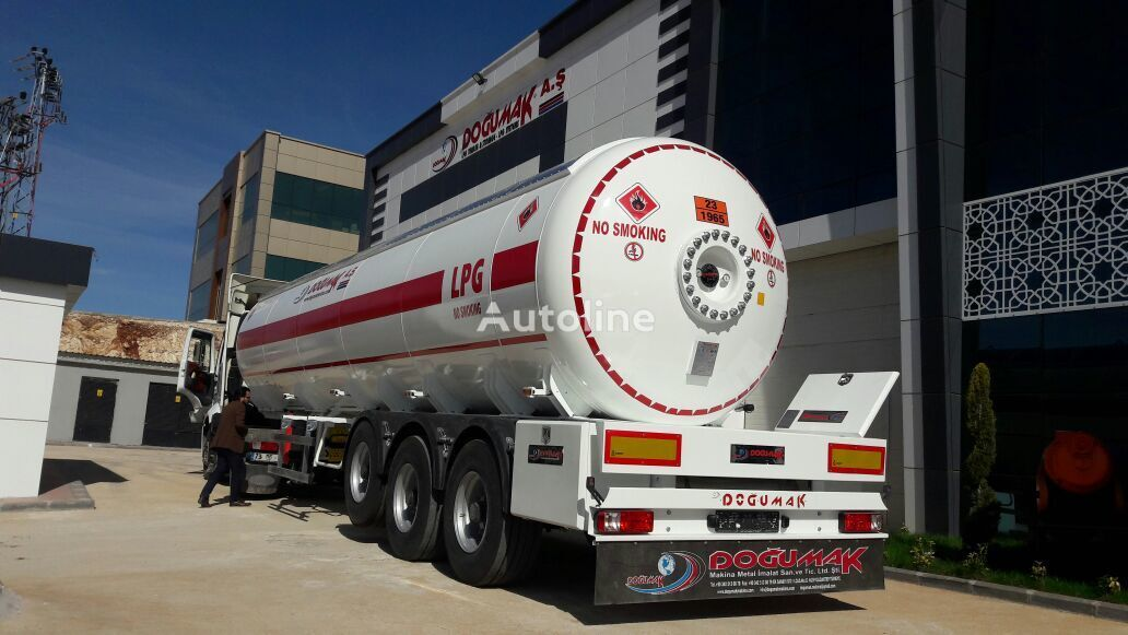 nova DOĞUMAK DM-LPG cisterna za gas