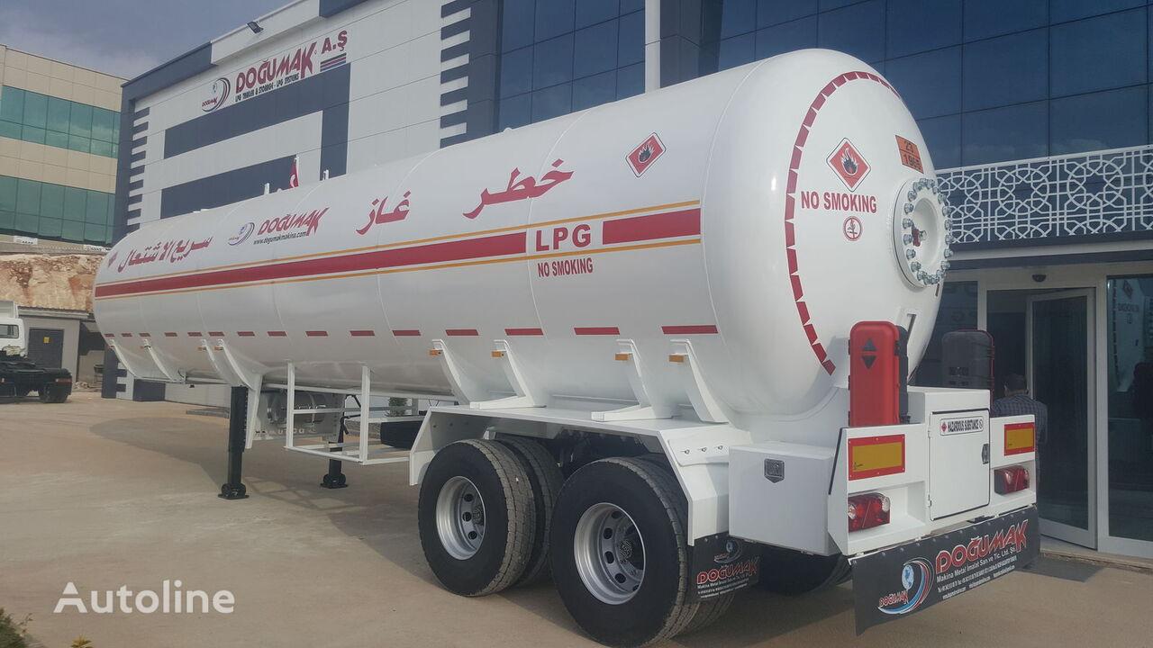 nova DOĞUMAK DM - LPG 57M3 YMN cisterna za gas