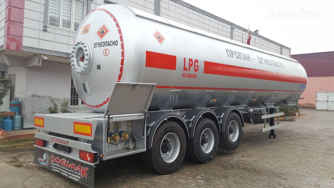 nova DOĞUMAK DM - LPG SUNLIGHT cisterna za gas