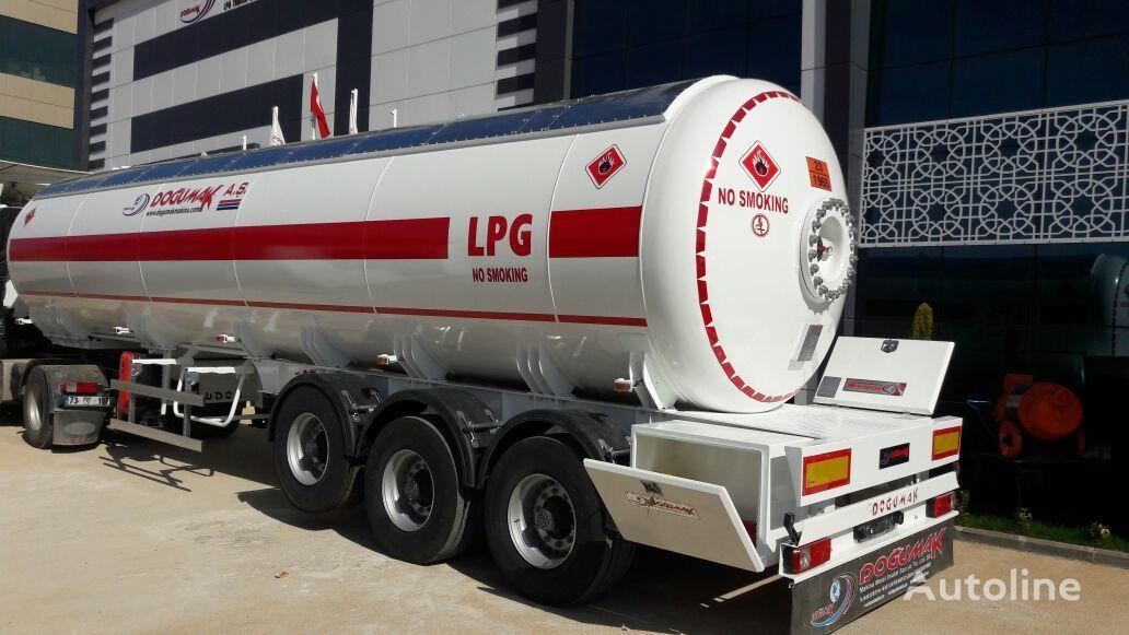 nova DOĞUMAK DM-LPG45M3 cisterna za gas