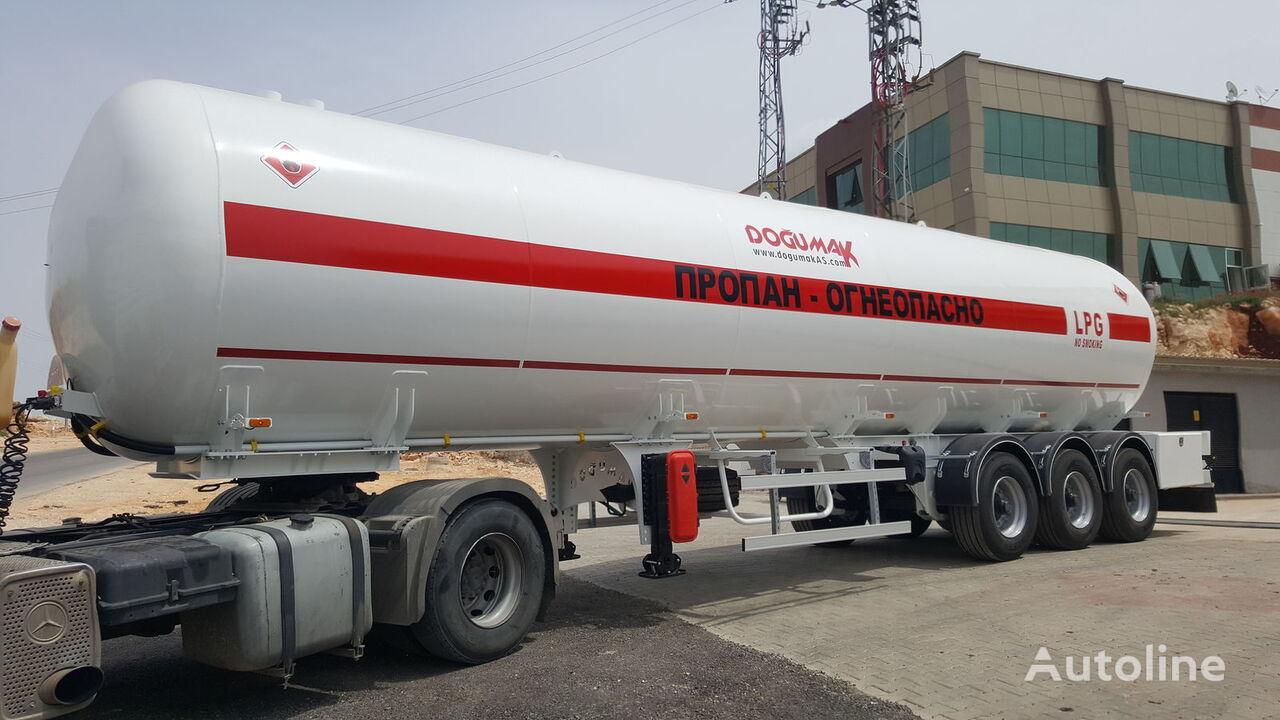 nova DOĞUMAK DOĞUMAK-LPG cisterna za gas