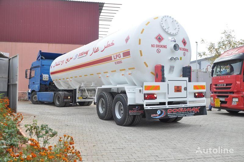 nova DOĞUMAK LPG 57 M3 YEMEN TYPE cisterna za gas