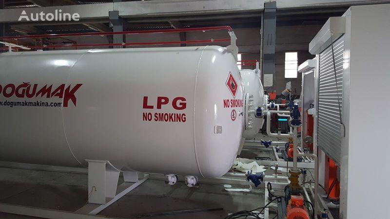 nova DOĞUMAK Mini Lpg Cylinder Filling Station cisterna za gas