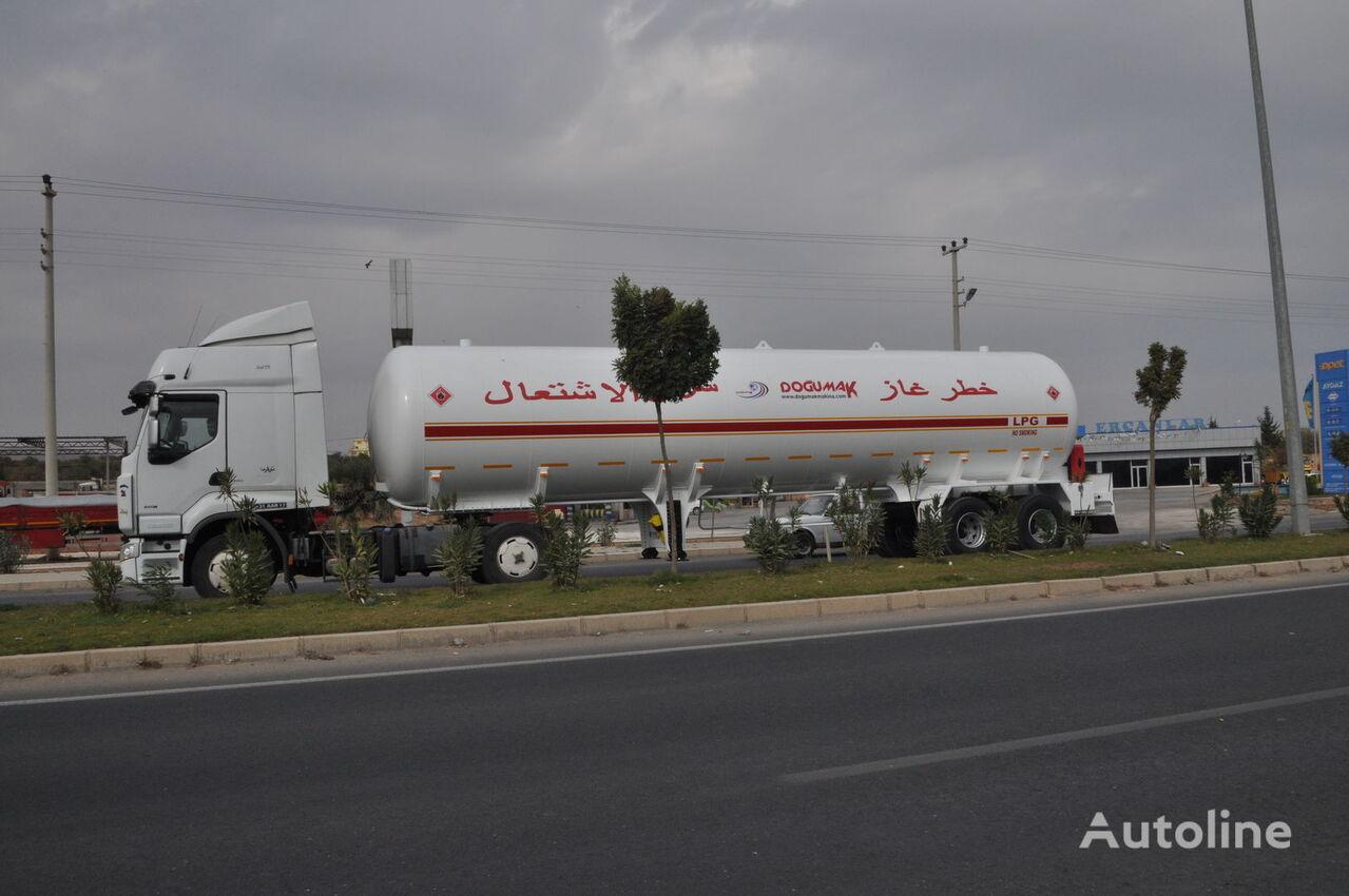 nova DOĞUMAK YEMEN TYPE 57 M3 cisterna za gas
