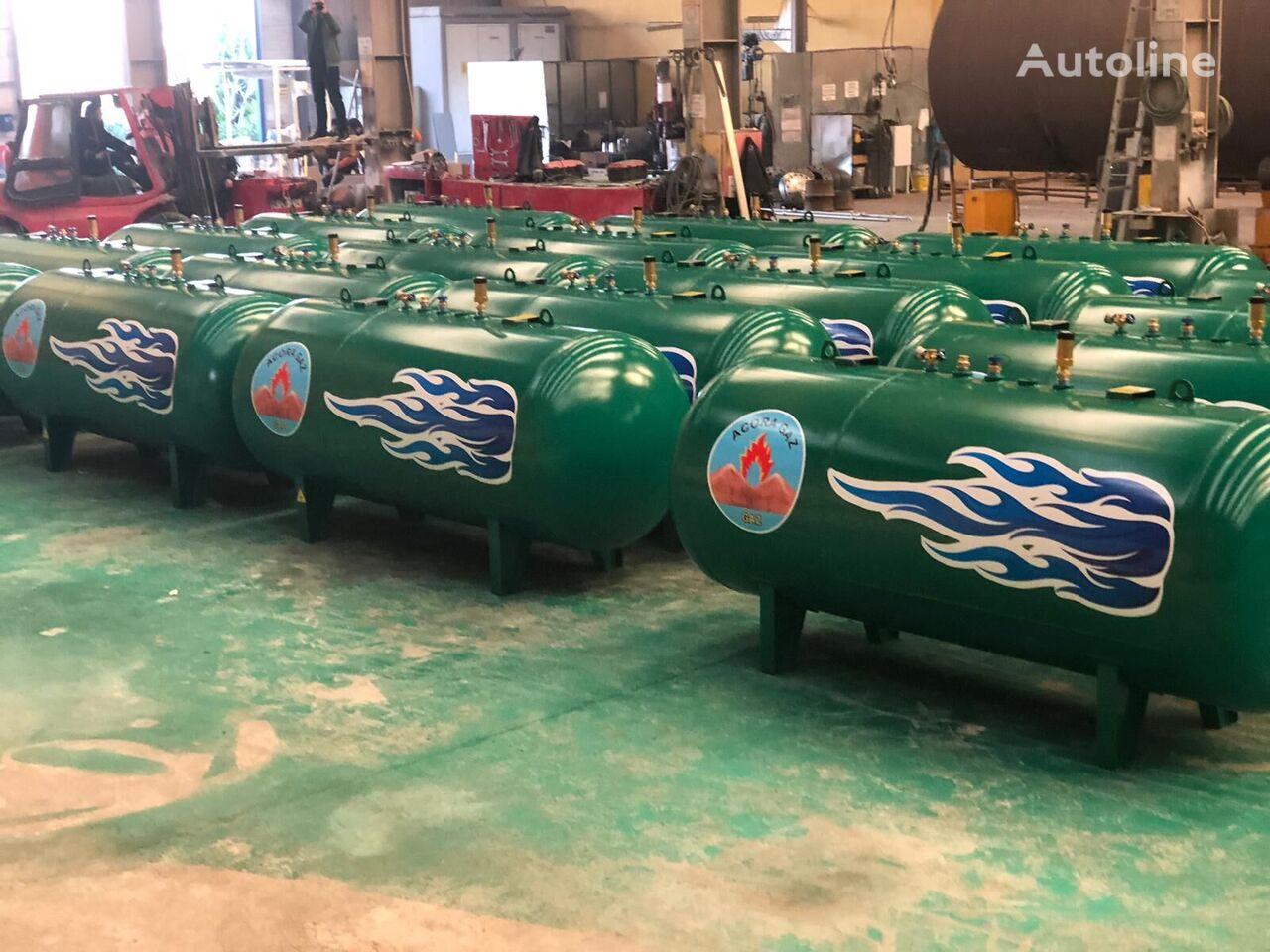 nova Micansan 2019 NEW 3 TO 5M3 DOMESTIC TANK cisterna za gas