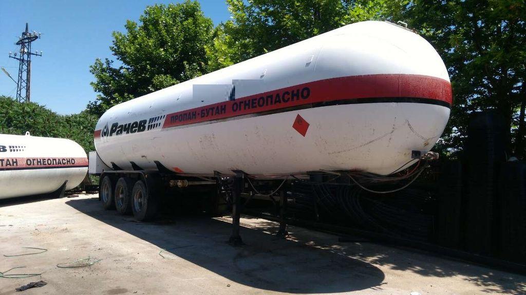 OMSP MACOLA  cisterna za gas