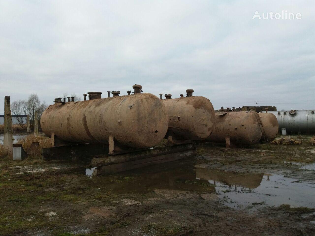 storage tank. 4 units cisterna za gas