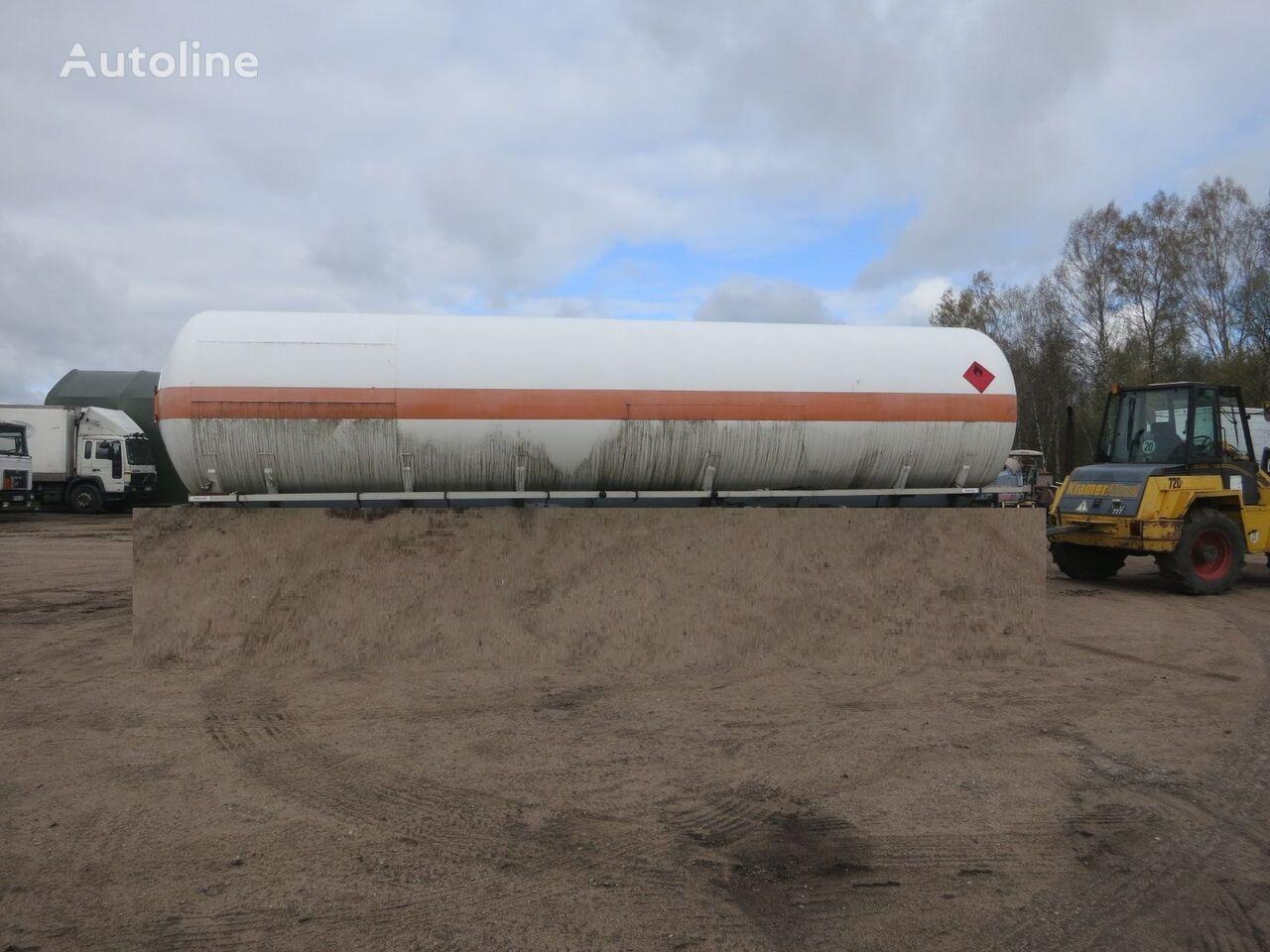 ACERBI 33500 liters tank  cisterna za goriva i maziva