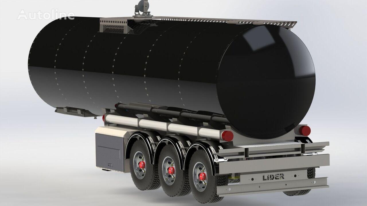 nova LIDER 2019 year NEW directly from manufacturer compale stockny ready a cisterna za goriva i maziva