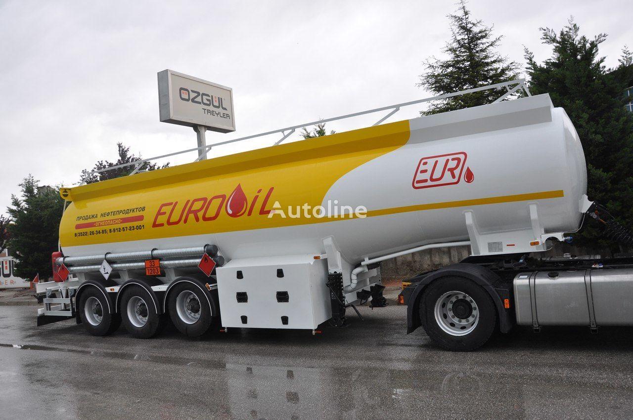 nova OZGUL cisterna za goriva i maziva