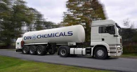 nova CRYOCAN cisterna za prijevoz hemikalija