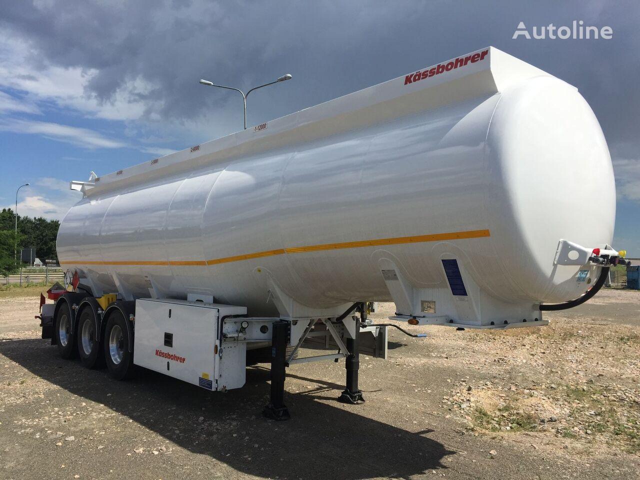 nova KASSBOHRER K. STB 39/ 5-11/24 cisterna za prijevoz hemikalija