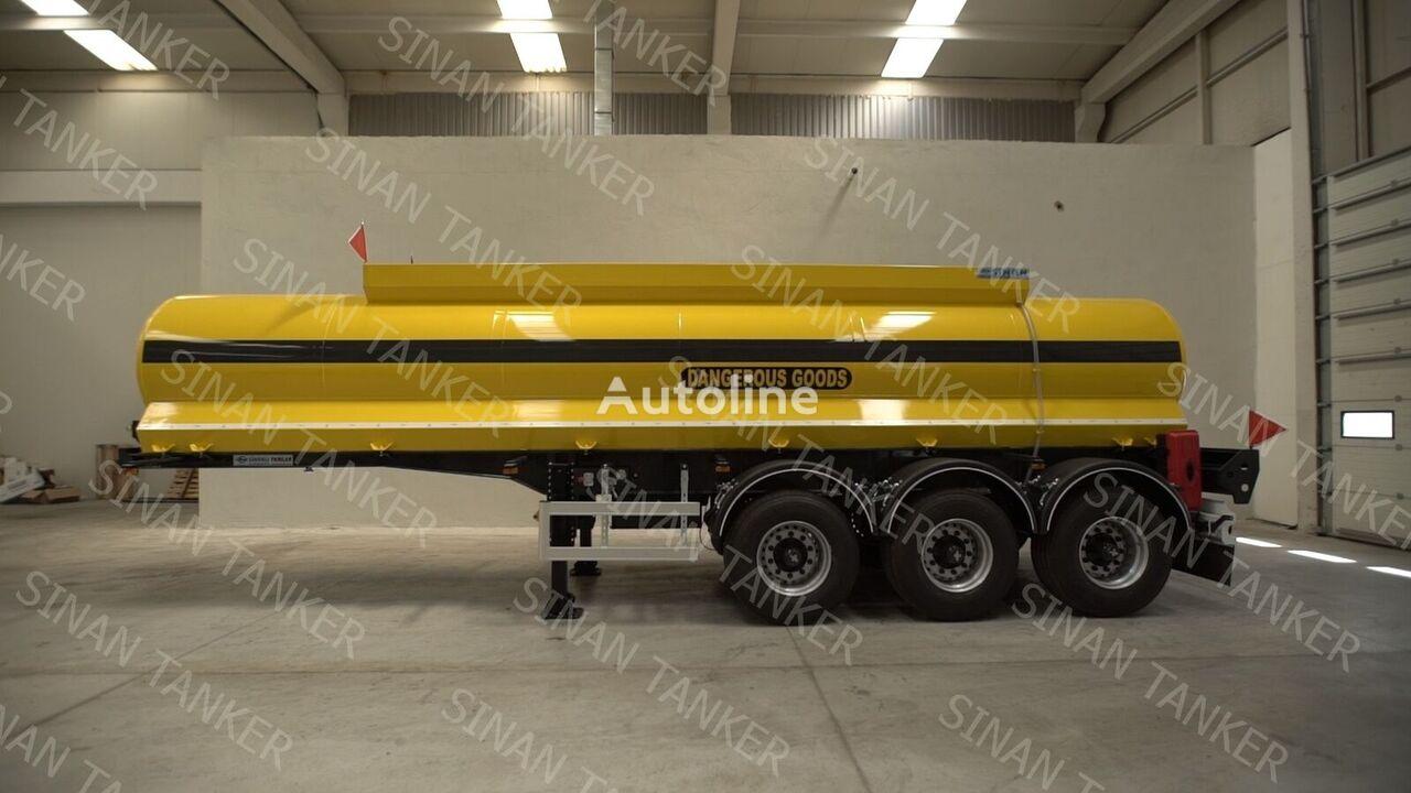 nova SINAN TANKER-TREYLER CHEMICAL TANKER cisterna za prijevoz hemikalija