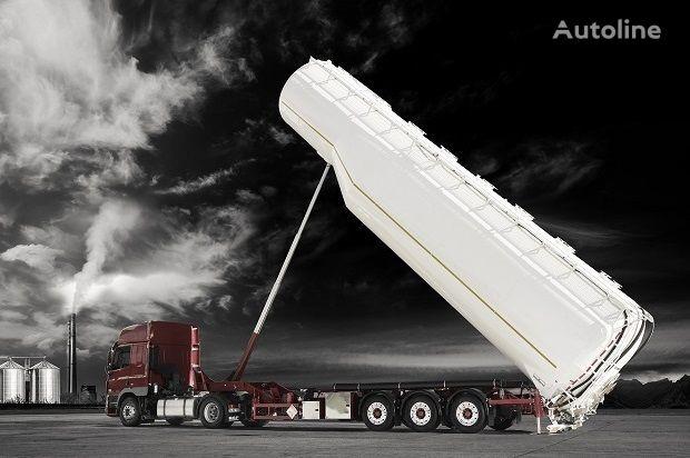 nova KASSBOHRER ssk 90 cisterna za prijevoz hrane