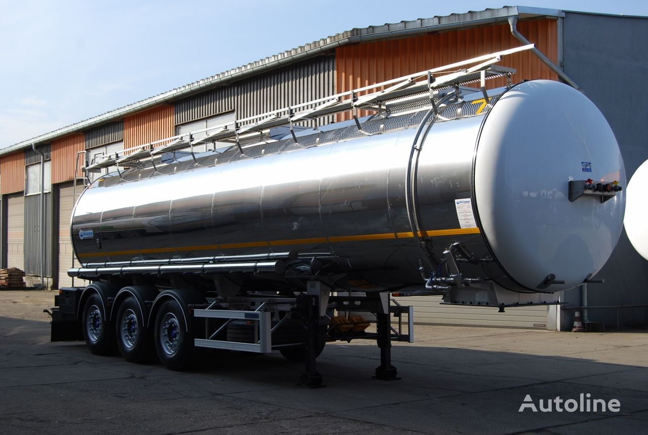 nova SZUMLAKOWSKI NCSZ32/1 cisterna za prijevoz hrane