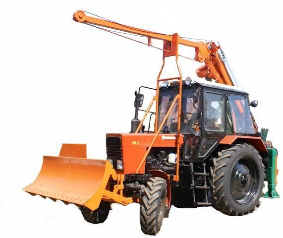BKM 2MT druga građevinska oprema