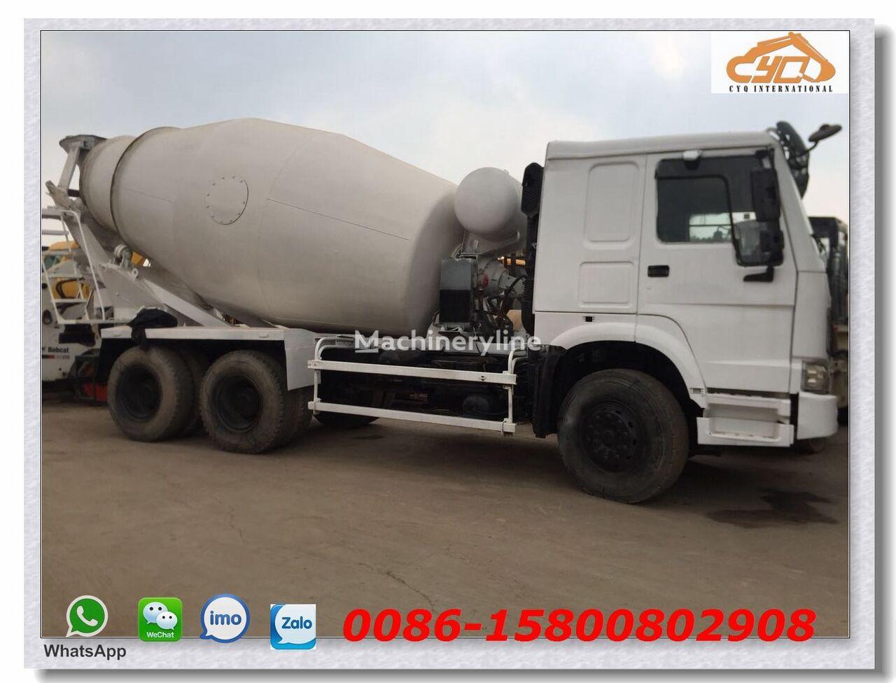 HOWO kamion s mješalicom za beton