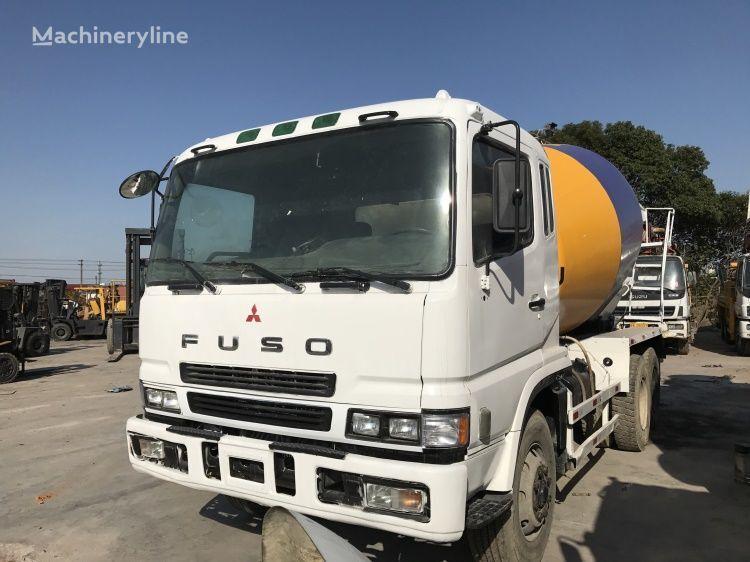 MITSUBISHI FUSO kamion s mješalicom za beton