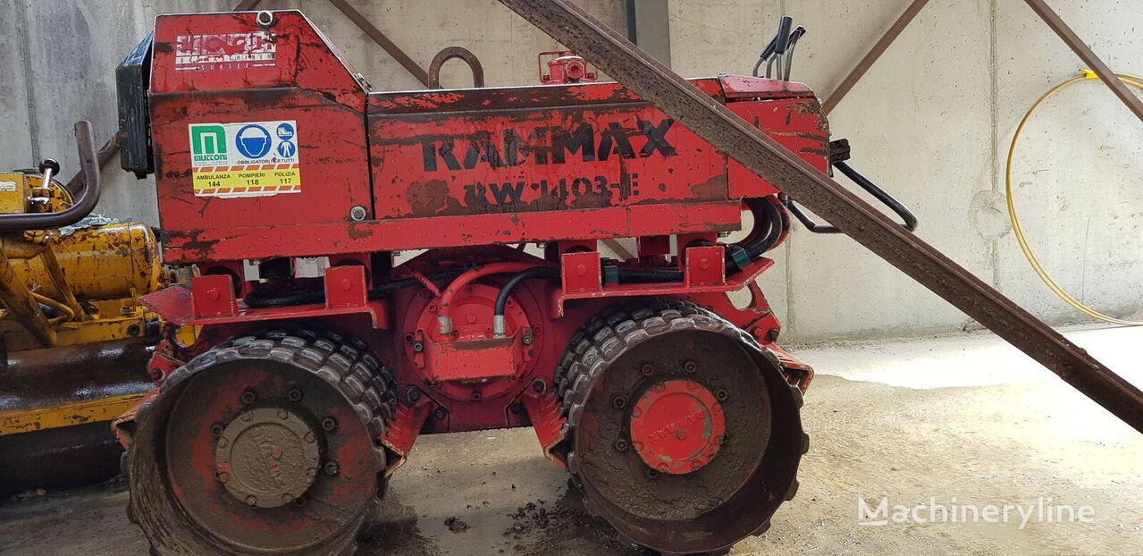 RAMMAX RW1403-E kompaktor