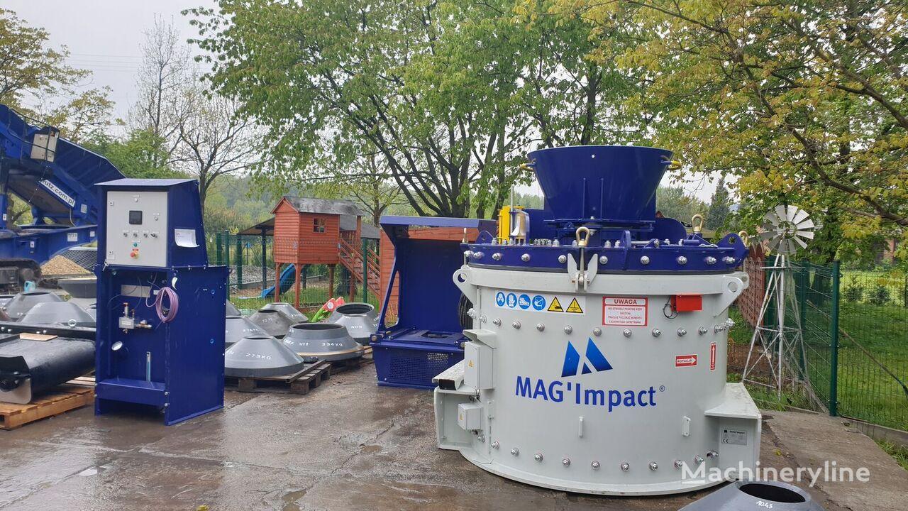 nova Magotteaux Mag Impact 2100 vertical shaft konusna drobilica