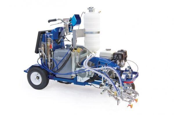 nova Graco LineLazer V 250SPS  mašina za obilježavanje puteva