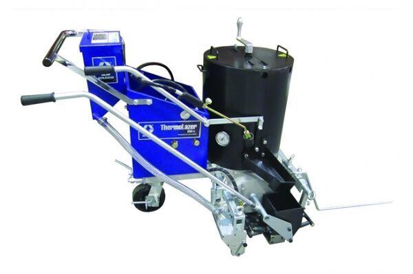 nova Graco ThermoLazer 200TC mašina za obilježavanje puteva