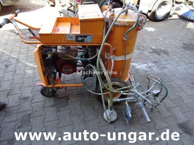 HOFMANN City 4 Markiermaschine selbstfahrend Hofmann mašina za obilježavanje puteva