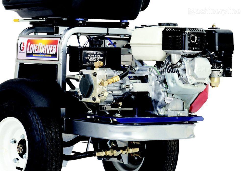 nova LineDriver 160  mašina za obilježavanje puteva