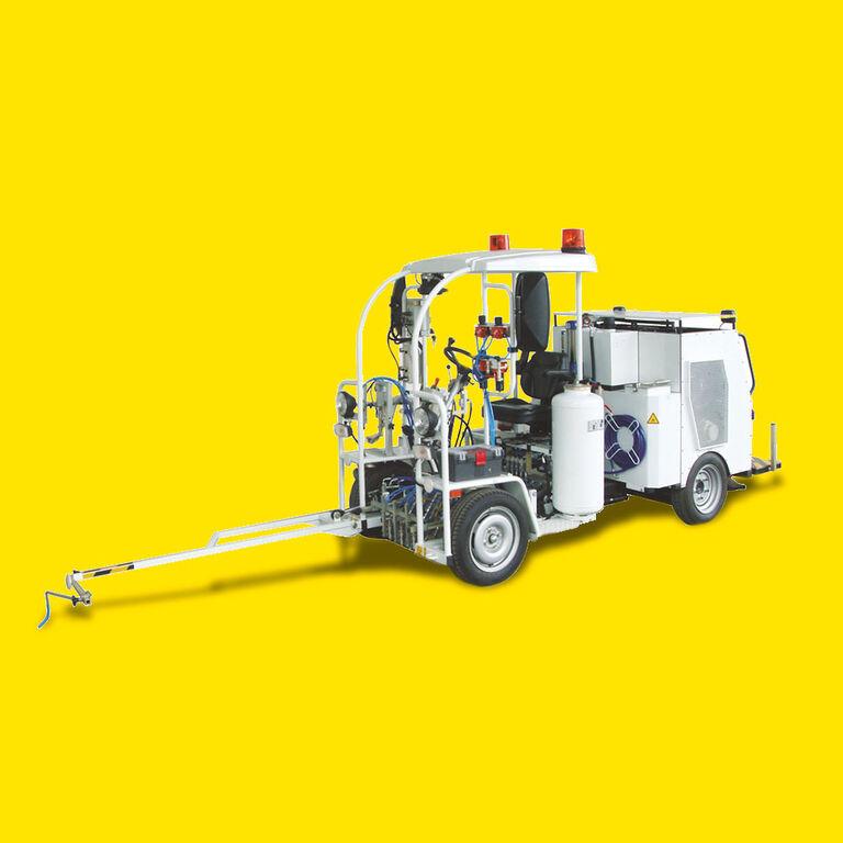 Kontur 300 mašina za obilježavanje puteva