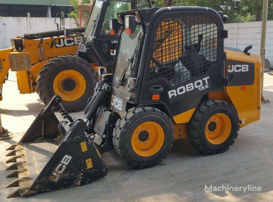 novi JCB Robot 155 mini utovarivač