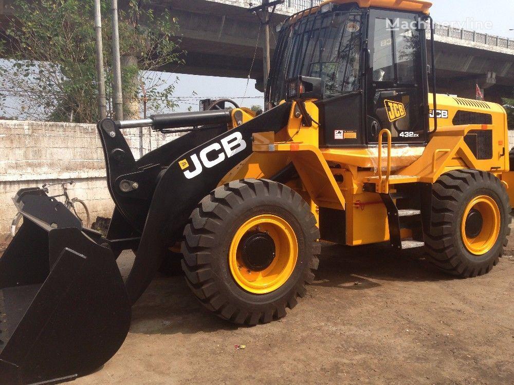 novi JCB 432ZX prednji utovarivač