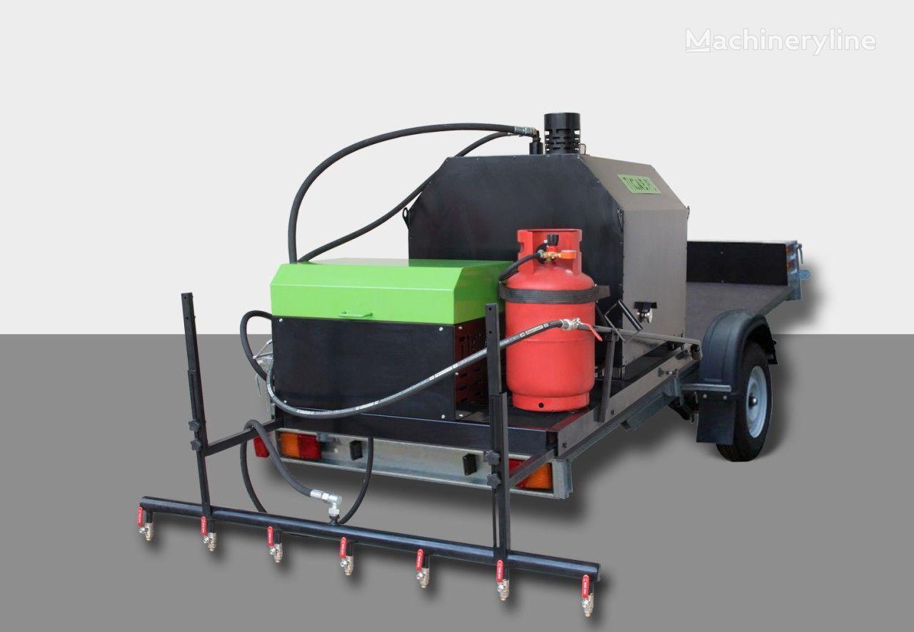 nova Skrapiarka do asfaltu / Asphalt Sprayer TICAB BS-1000 prskalica bitu-emulzije