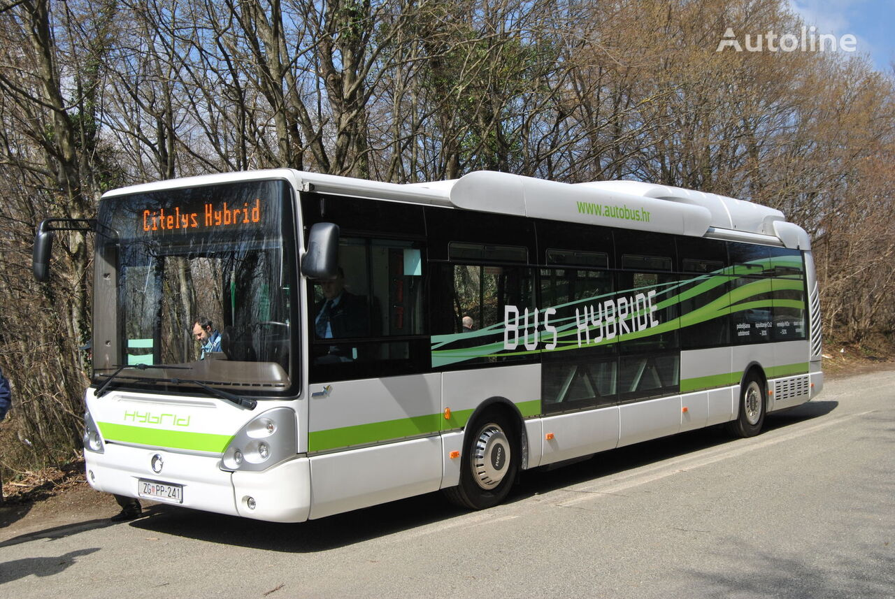 IRISBUS Citelis Hybrid gradski autobus