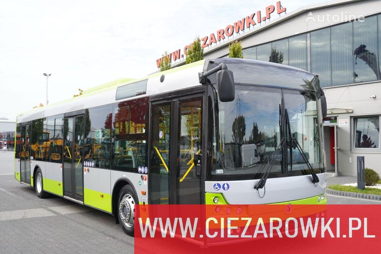 SOLBUS Solcity 12 LNG , 26 + 1 seats , 80 persons , city bus , LIKE NEW gradski autobus