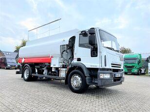 IVECO FUEL 14.000 ltr - 3 comp. - ADR PUMP + COUNTER autocisterna za gorivo