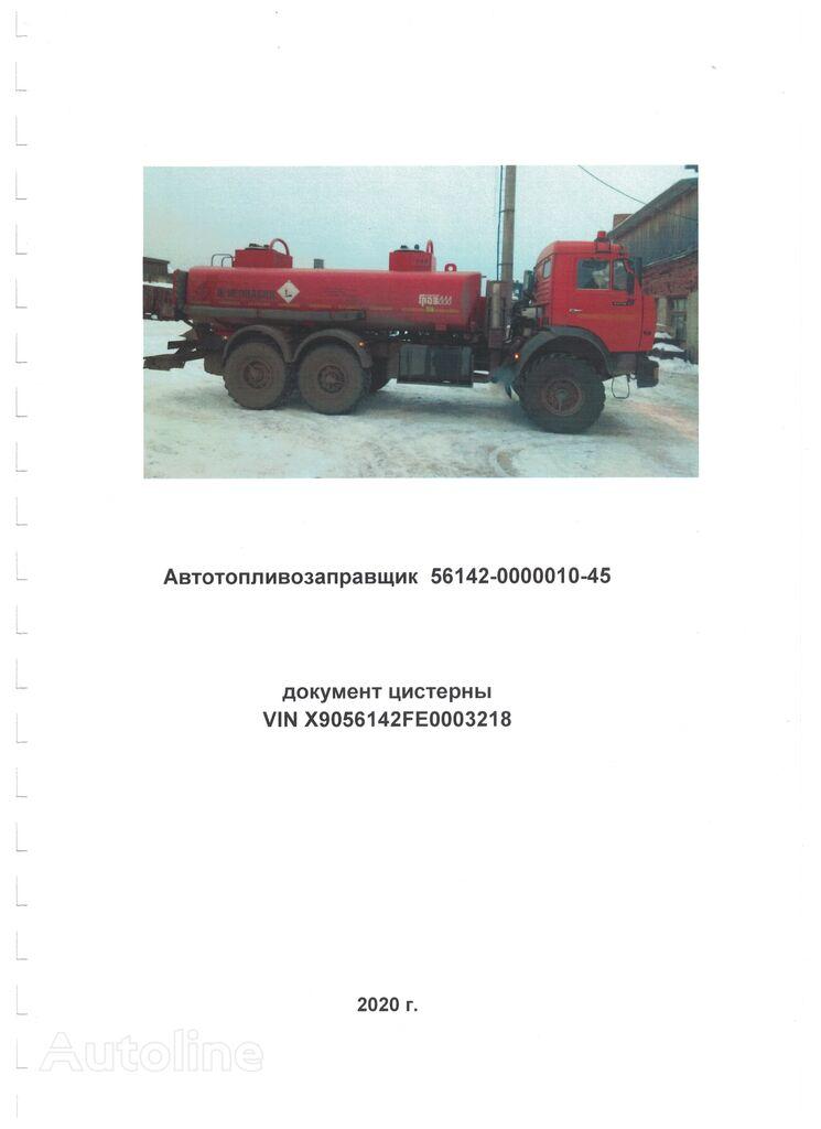 KAMAZ 56142 autocisterna za gorivo