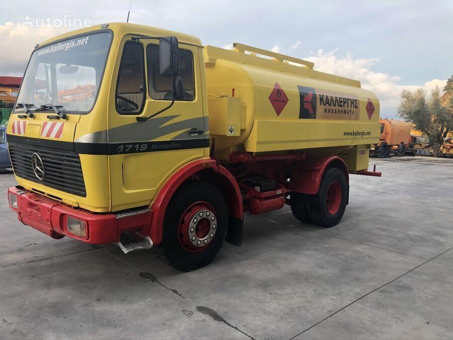 MERCEDES-BENZ 1719 autocisterna za gorivo
