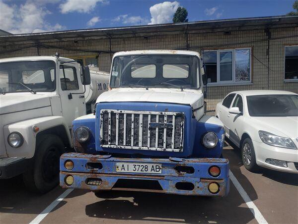 GAZ 3307 autocisterna za mlijeko