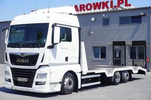 MAN TGX 26.460 XLX , E6 , 6X2 , NEW BODY 7,9m , ramps ,winch , remot autotransporter